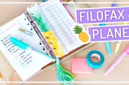 Filofax und Planer Hacks, Tipps und DIYs