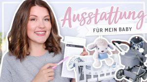 Baby Ausstattung Kooperation mit Produktplatzierung